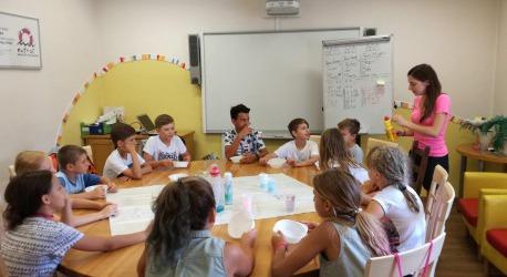 Učebna Barcelona (Centrum)