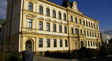 Základní škola Martina Luthera v Plzni