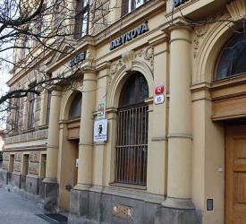 Místo konání KCVJŠ - Krajské centrum vzdělávání a JŠ